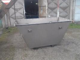 Kontejner na kovovy odpad