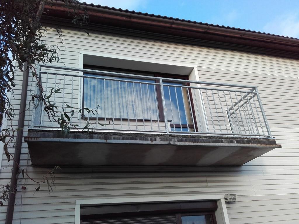 Zábradlí na balkóně Vratimov
